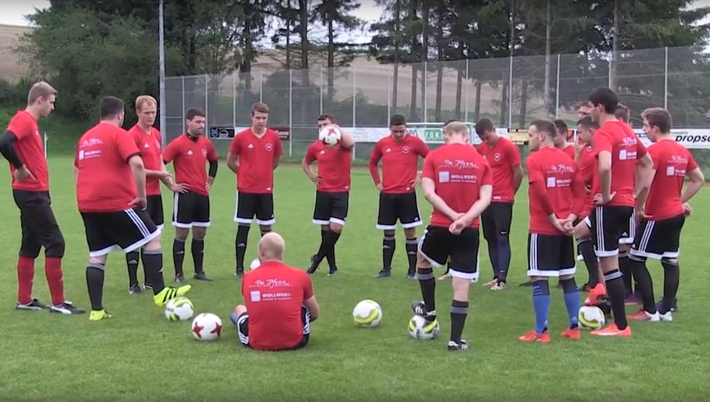 Spieltagsvorschau 1. Mannschaft (Video)