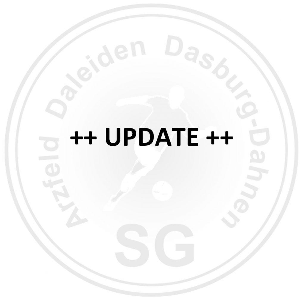 Entscheidung getroffen – Saison 2019/2020 für beendet erklärt