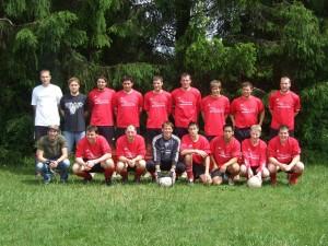 2. Mannschaft 2007