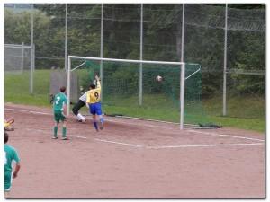 1. Mannschaft 21.09.2008 vs. Tus Daun (2:0 Sieg)