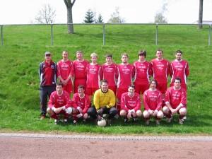 3. Mannschaft 2008