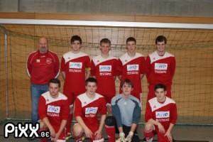 1. Mannschaft Jan. 2011