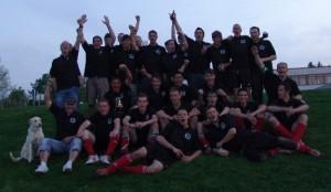 2. Mannschaft 2008 Staffelsieger