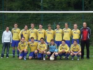 2. Mannschaft 2010