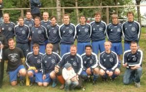2. Mannschaft 2011
