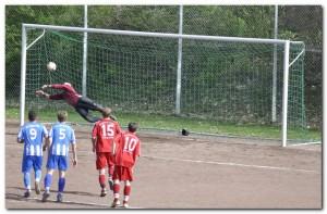1. Mannschaft 2011 vs. Speicher