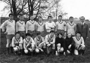 Mannschaft SV Daleiden 1970