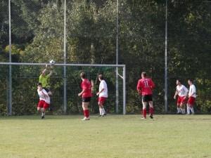 2. Mannschaft 19.10.2008 vs. SG Koosbüsch