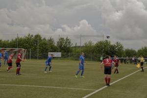 Rheinlandpokal gegen SV Eintracht Trier 05